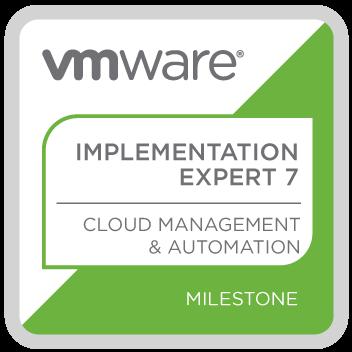 VMWARE IMPLEMENTATION EXPERT 7